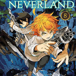 THE PROMISED NEVERLAND 08