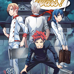 FOOD WARS - SHOKUGEKI NO SOUMA 33