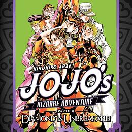 JOJO'S BIZARRE ADVENTURE 24