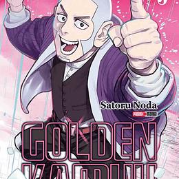 GOLDEN KAMUY 09