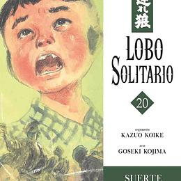 LOBO SOLITARIO 20