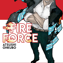 FIRE FORCE 14