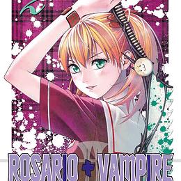 ROSARIO + VAMPIRE - SECOND SEASON 02