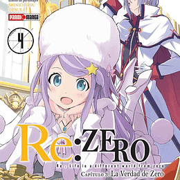 RE: ZERO (CHAPTER THREE) 04