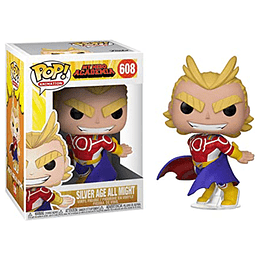 MY HERO ACADEMIA - ALL MIGHT SILVER AGE