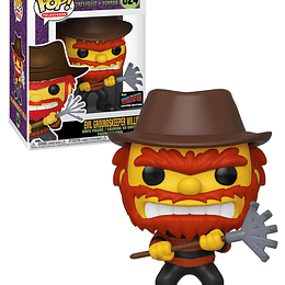 THE SIMPSONS - EVIL GROUNDSKEEPER WILLIE