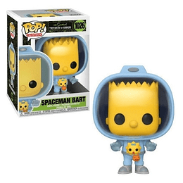 THE SIMPSONS - SPACEMAN BART