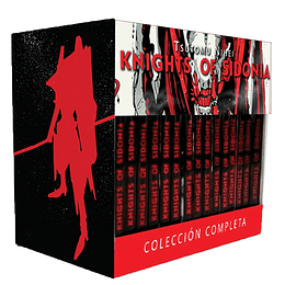KNIGHTS OF SIDONIA (BOXSET)