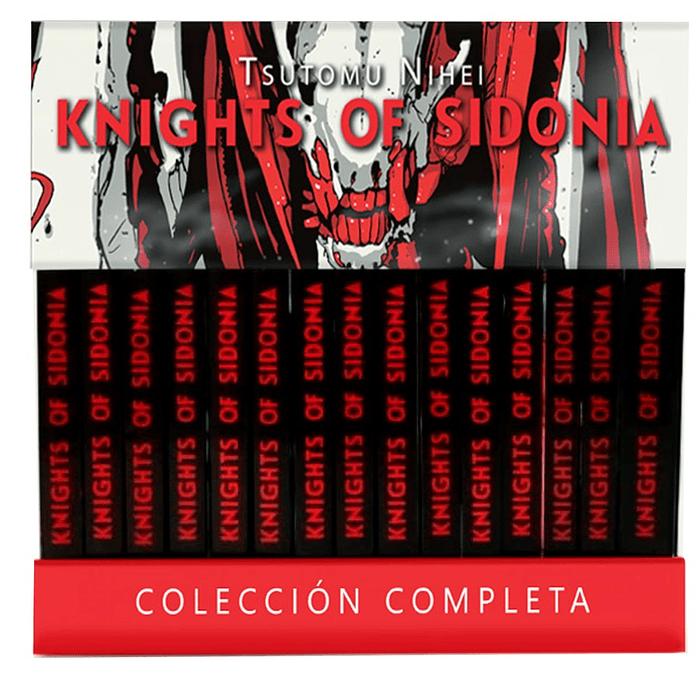 KNIGHTS OF SIDONIA (BOXSET)