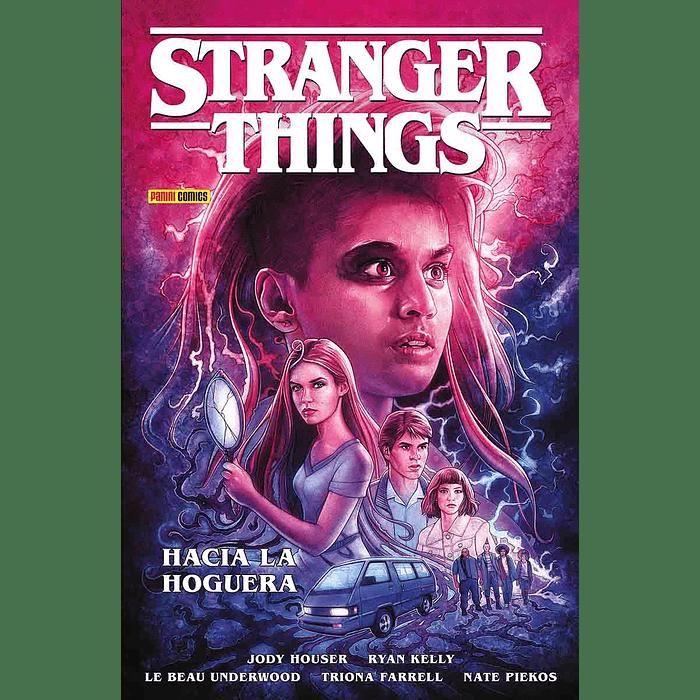 STRANGER THINGS 03 (TPB)