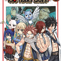 FAIRY TAIL - 100 YEARS QUEST 01