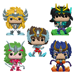 SAINT SEIYA - ATHENA'S SAINTS PACK