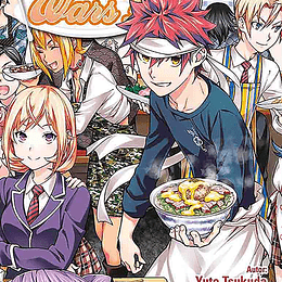 FOOD WARS - SHOKUGEKI NO SOUMA 36