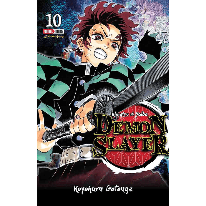 DEMON SLAYER (KIMETSU NO YAIBA) 10