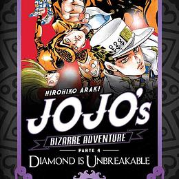 JOJO'S BIZARRE ADVENTURE 27