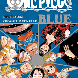 ONE PIECE GUIA 02 - BLUE