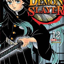 DEMON SLAYER (KIMETSU NO YAIBA) 12