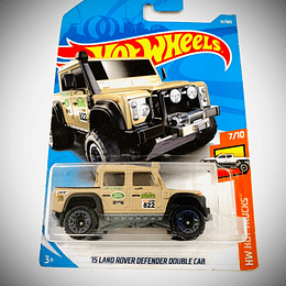 HOT WHEELS - '15 LAND ROVER DEFENDER DOUBLE CAB
