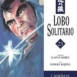 LOBO SOLITARIO 23