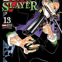 DEMON SLAYER (KIMETSU NO YAIBA) 13