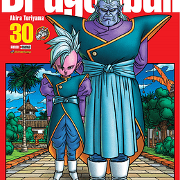 DRAGON BALL ULTIMATE 30