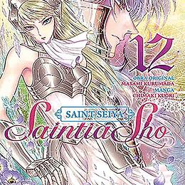 SAINT SEIYA - SAINTIA SHO 12