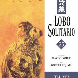 LOBO SOLITARIO 25