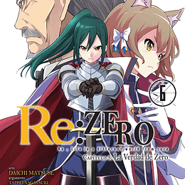 RE: ZERO (CHAPTER THREE) 06