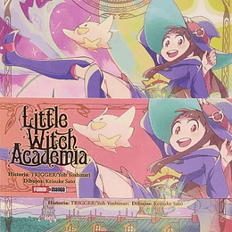 LITTLE WITCH ACADEMIA (BOXSET)