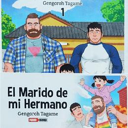 EL MARIDO DE MI HERMANO (BOXSET)