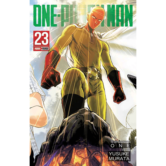 ONE PUNCH MAN 23