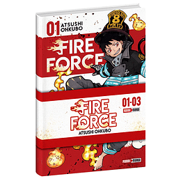 FIRE FORCE (PACK)