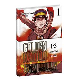 GOLDEN KAMUY (PACK)