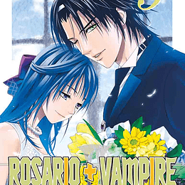 ROSARIO + VAMPIRE - SECOND SEASON 05