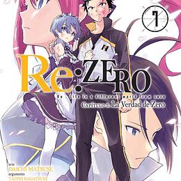 RE: ZERO (CHAPTER THREE) 07
