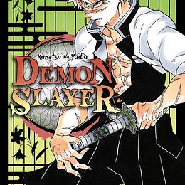 DEMON SLAYER (KIMETSU NO YAIBA) 17