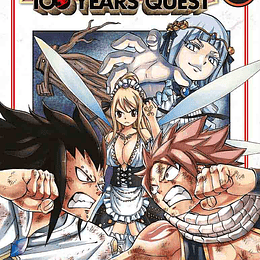 FAIRY TAIL - 100 YEARS QUEST 04