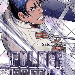 GOLDEN KAMUY 16