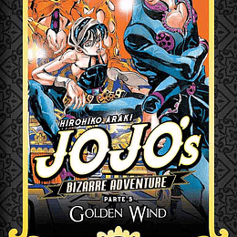 JOJO'S BIZARRE ADVENTURE 33