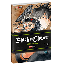 BLACK CLOVER (PACK)