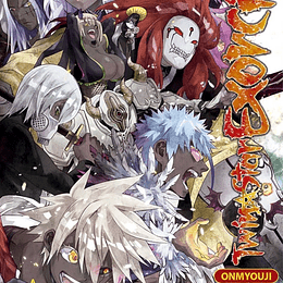 TWIN STAR EXORCIST 24