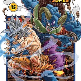 DRAGON BALL SUPER 15
