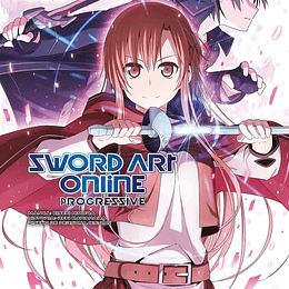 SWORD ART ONLINE - PROGRESSIVE 02