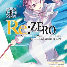 RE: ZERO (CHAPTER THREE) 08