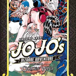 JOJO'S BIZARRE ADVENTURE 35