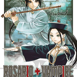 ROSARIO + VAMPIRE - SECOND SEASON 07