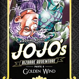 JOJO'S BIZARRE ADVENTURE 36