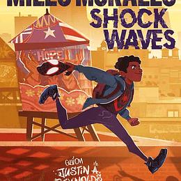 MILES MORALES: SHOCK WAVES (TPB)