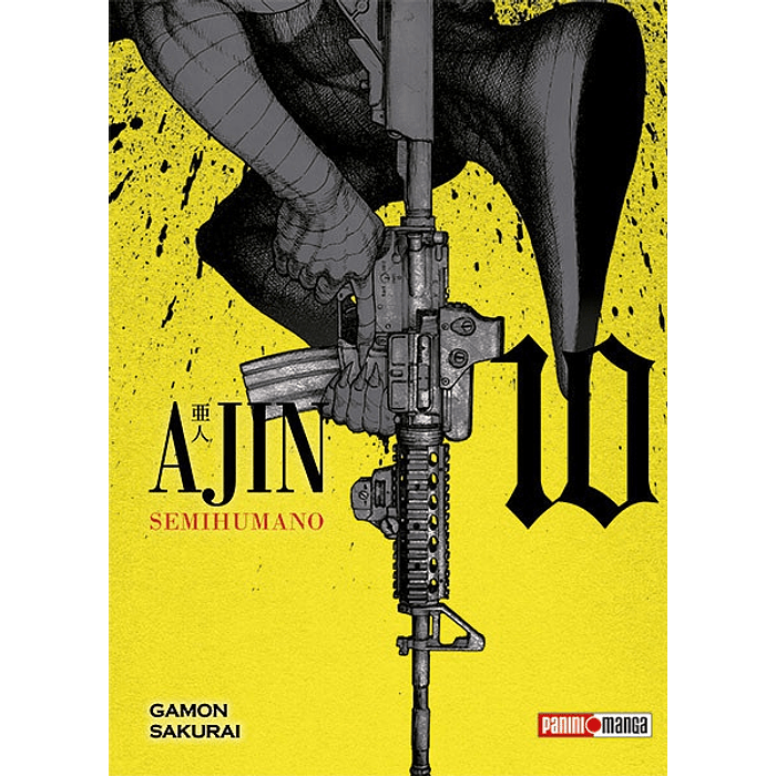AJIN 10