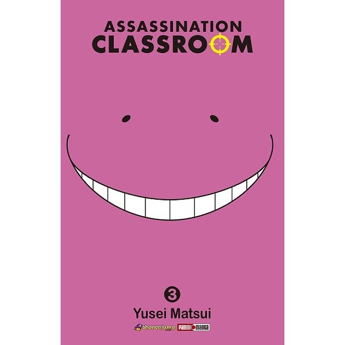 ASSASSINATION CLASSROOM 03